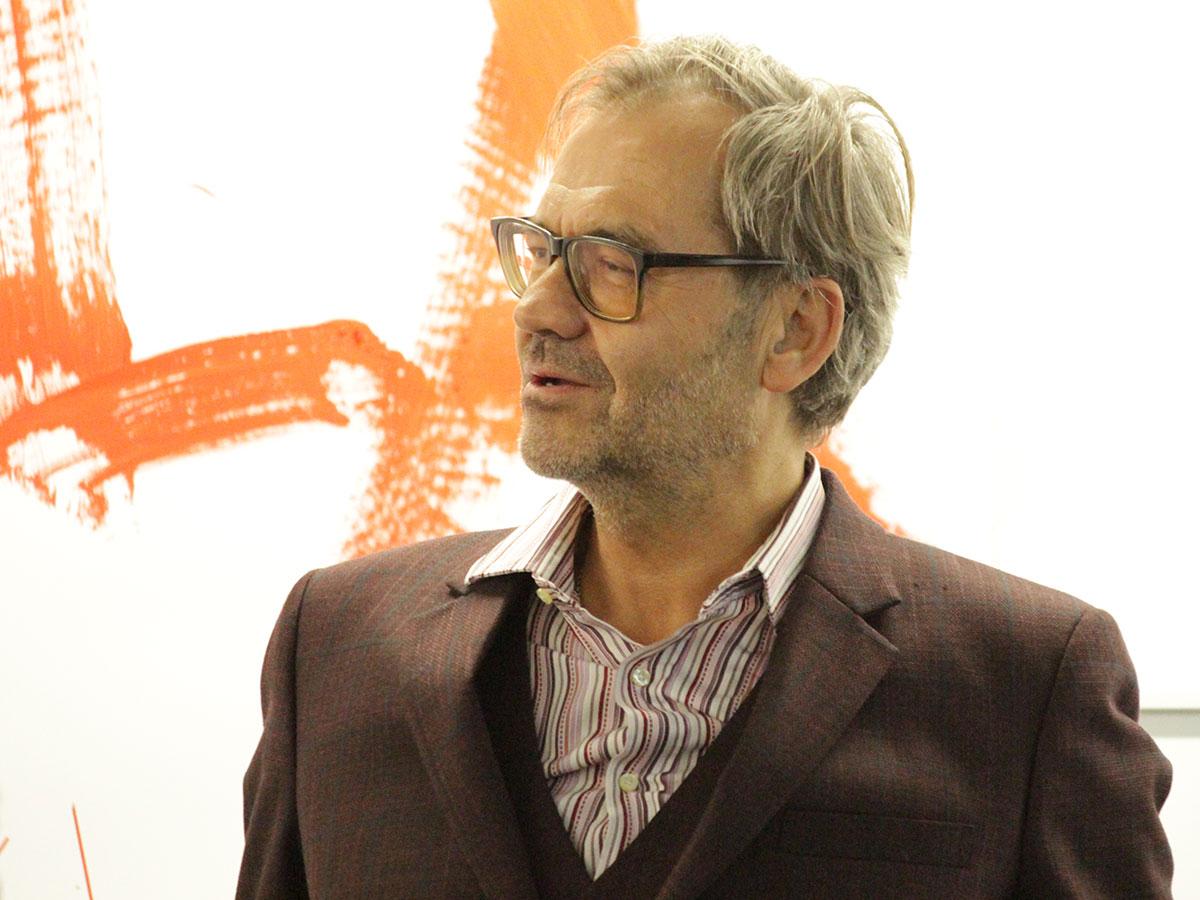 Geschäftsführer Johann Brandstetter